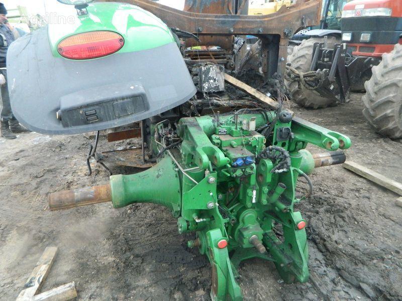 τρακτέρ JOHN DEERE 8245R για ανταλλακτικό  b/u zapchasti/ used spare parts