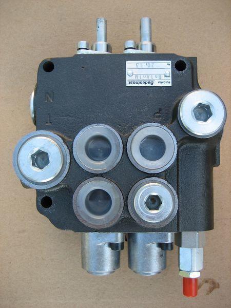 καινούριο εξοπλισμός διακίνησης υλικών LVOVSKII 40814, 40810, 41030 για ανταλλακτικό  Bolgariya Gidroraspredelitel 2R80