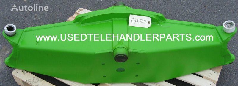 εμπρόσθιος τροχοφόρος φορτωτής MERLO για ανταλλακτικό  MERLO použité náhradní díly