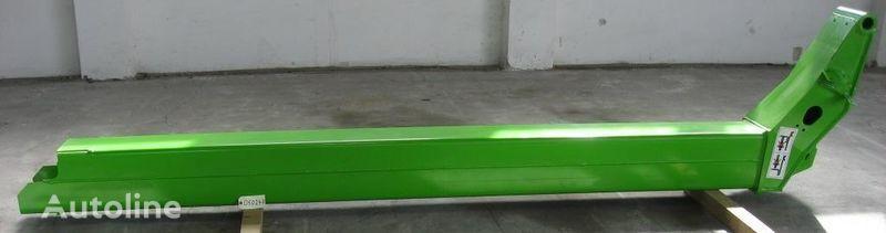 εμπρόσθιος τροχοφόρος φορτωτής MERLO για ανταλλακτικό  Merlo Rám č. 050247