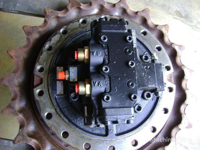 εκσκαφέας NEW HOLLAND E 385 για ανταλλακτικό  Traction Motor