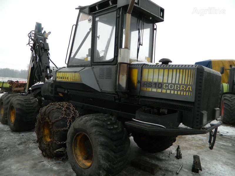 συλλεκτική μηχανή PONSSE COBRA HS10 για ανταλλακτικό  b/u zapchasti/ used spare parts