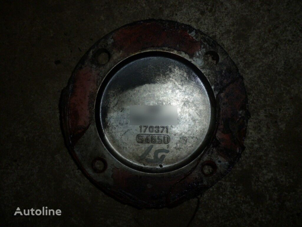 φορτηγό SCANIA για ανταλλακτικό  Kryshka bloka cilindrov
