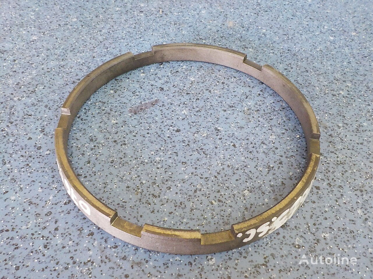 φορτηγό SCANIA για ανταλλακτικό  Konus sinhronizatora, satellitnoe koleso