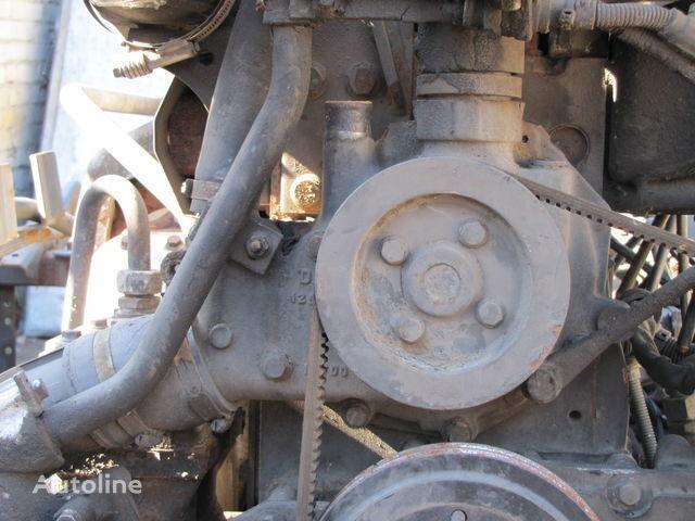 ελκυστήρας DAF 95XF για αντλία