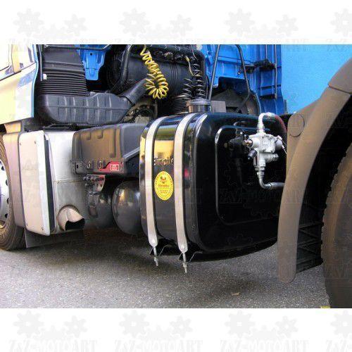 καινούρια φορτηγό για δεξαμενή υδραυλικού υγρού  s bokovym krepleniem