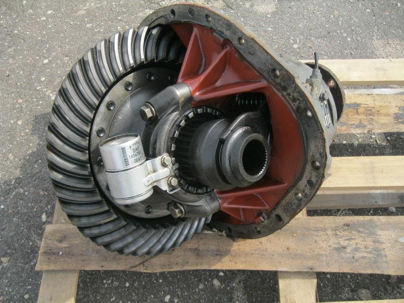 ελκυστήρας DAF XF 105 για διαφορικό