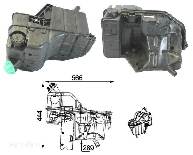 καινούριο φορτηγό MERCEDES-BENZ ACTROS για δοχείο διαστολής  BEHR HELLA 0005003149.89100002004
