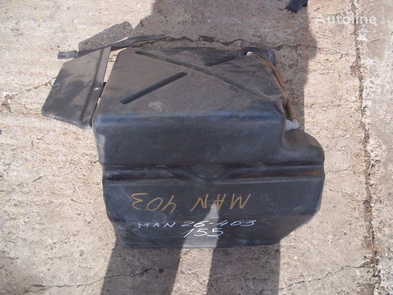 φορτηγό MAN 19, 26, F2000 για δοχείο νερού πλύσης