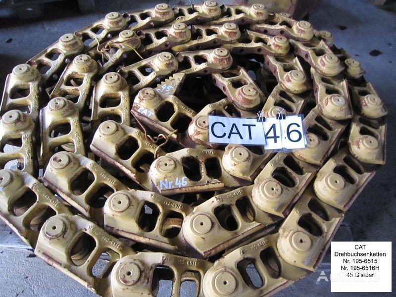 μπουλντόζα CATERPILLAR D6 για ερπύστρια  Kette /( Drehbuchsen) und Bodenplatten