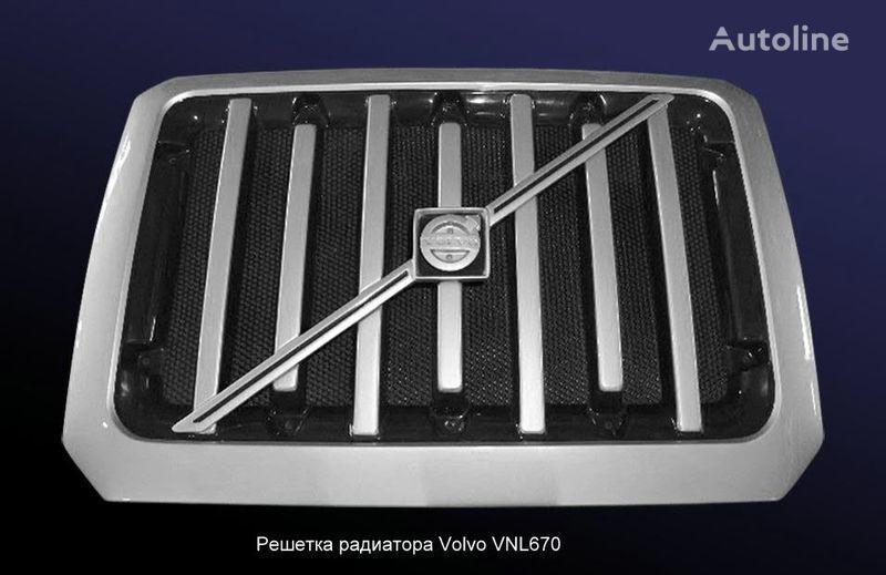 καινούριο φορτηγό VOLVO VNL 660-670 για φινίρισμα επιφάνειας οπής  radiatora na Volvo VNL 660-670