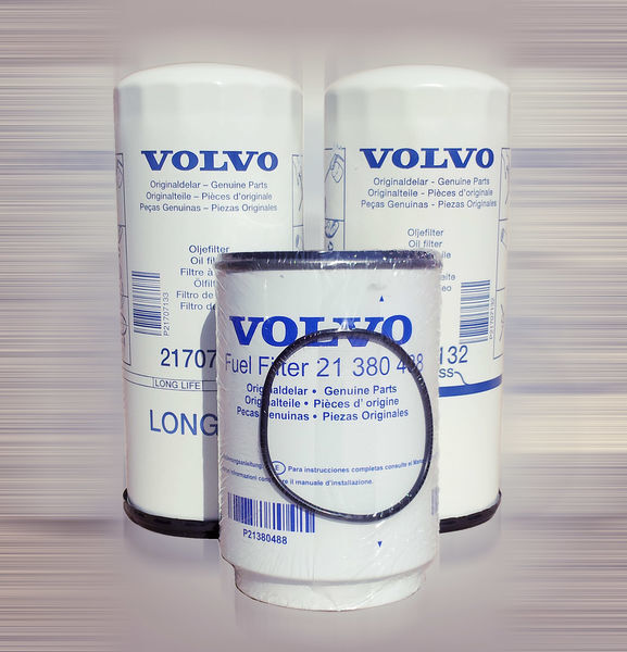 καινούριο ελκυστήρας VOLVO FH,FM,FL,FE,FMX για φίλτρο καυσίμου  Volvo