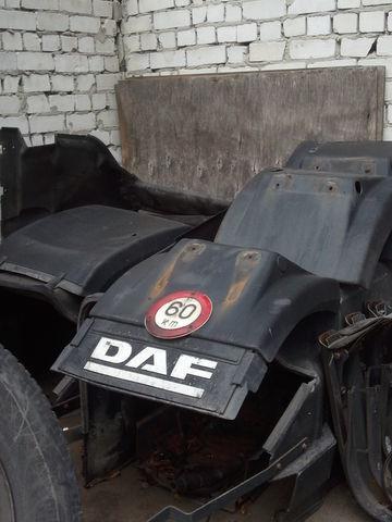 ελκυστήρας DAF 95XF για φτερό