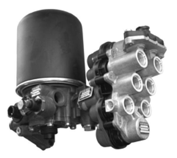 καινούριο φορτηγό IVECO STRALIS για γερανός  KNORR 41033006 41211262 41211392 41285081 5801414923