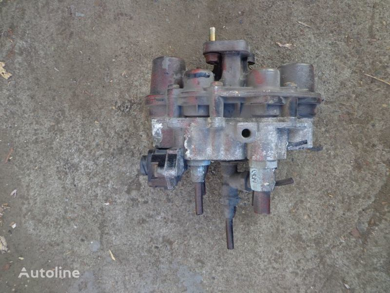 φορτηγό IVECO Stralis για γερανός  Knorr-Bremse