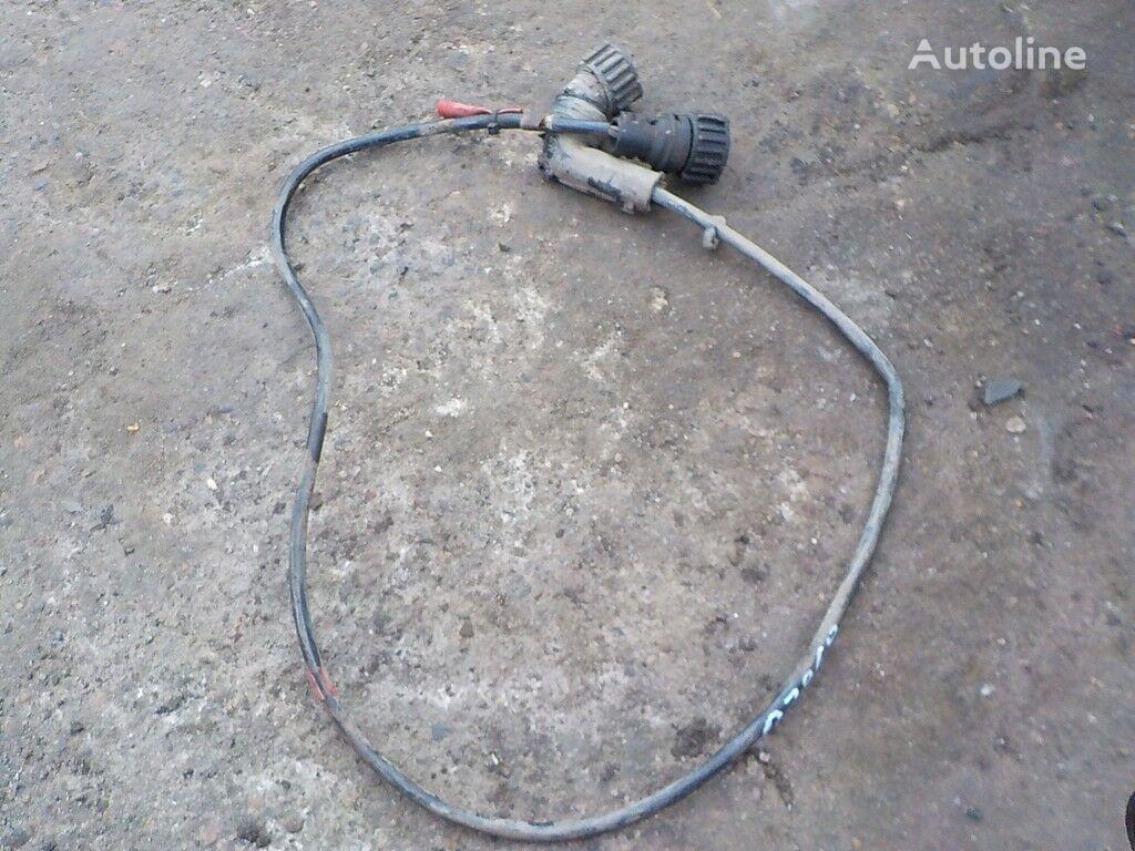 φορτηγό SCANIA για ηλεκτρικό κύκλωμα  Zhgut