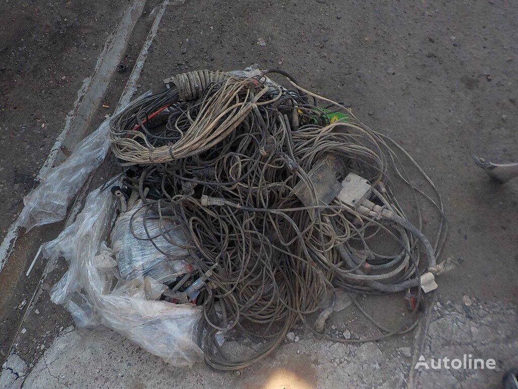 φορτηγό SCANIA για ηλεκτρικό κύκλωμα