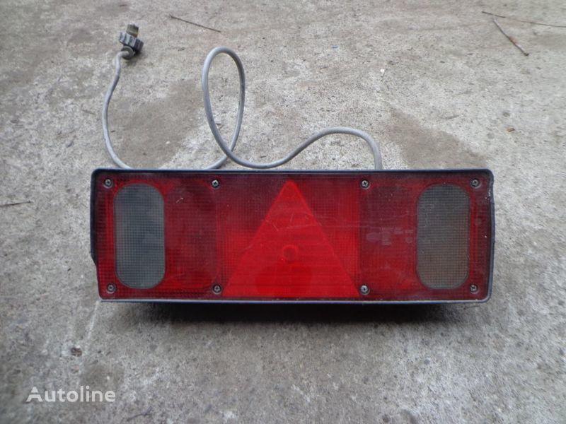 ημιρυμουλκούμενο SCHMITZ για ηλεκτρικός φανός