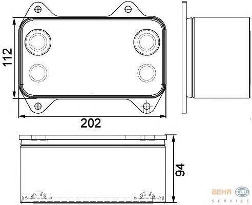 καινούριο ελκυστήρας DAF XF.CF για καλοριφέρ  DAF 1667565.8MO376733421