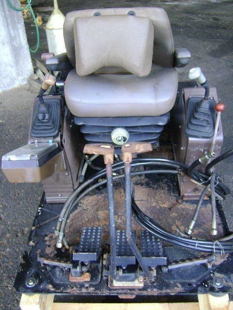 εκσκαφέας FIAT Hitachi για κάθισμα