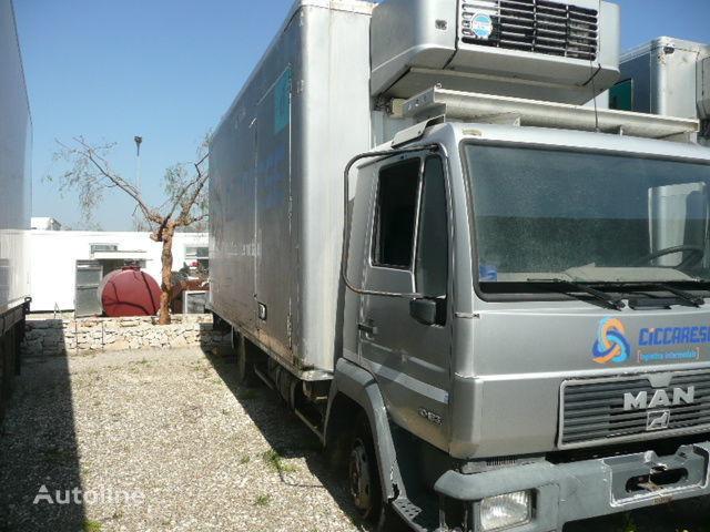 φορτηγό για κινητήρας  MAN Motor 10.163 D0824LFL09. Getriebe 6 Gang ZFS6-36