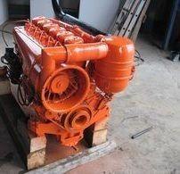 εκσκαφέας για κινητήρας  Deutz BF6L912