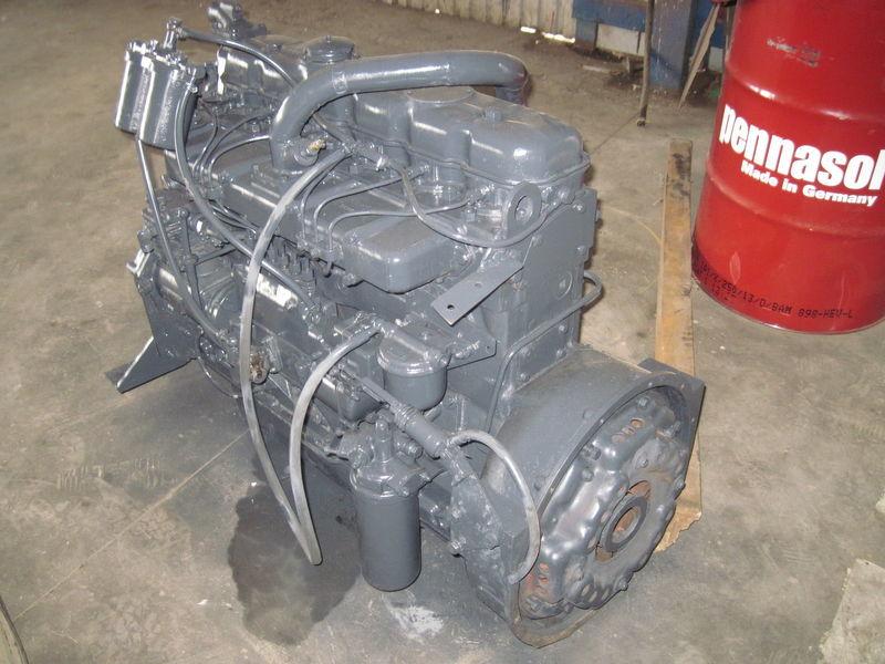 φορτηγό για κινητήρας  Andoria SW 400