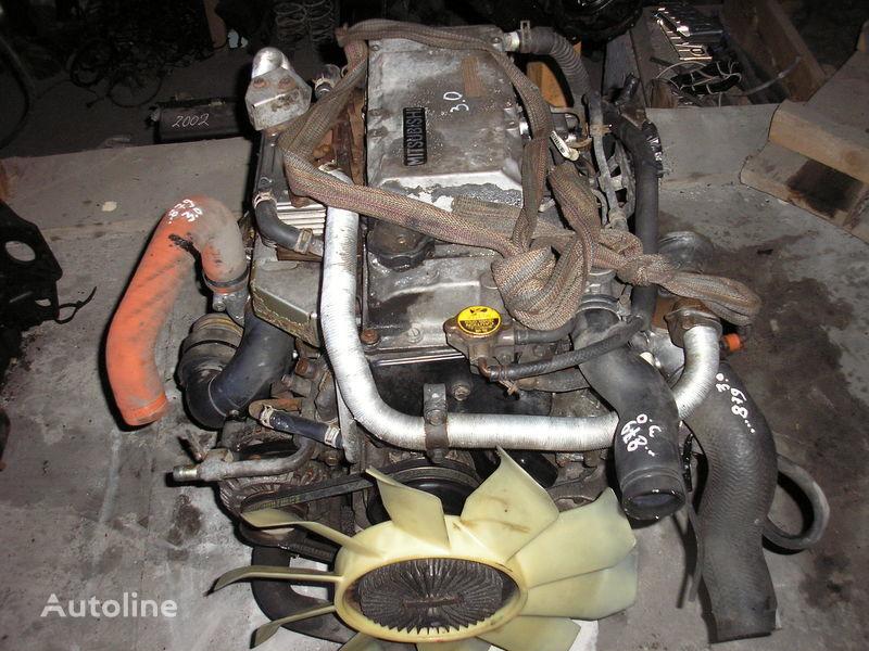 φορτηγό για κινητήρας  Mitsubishi 4M42