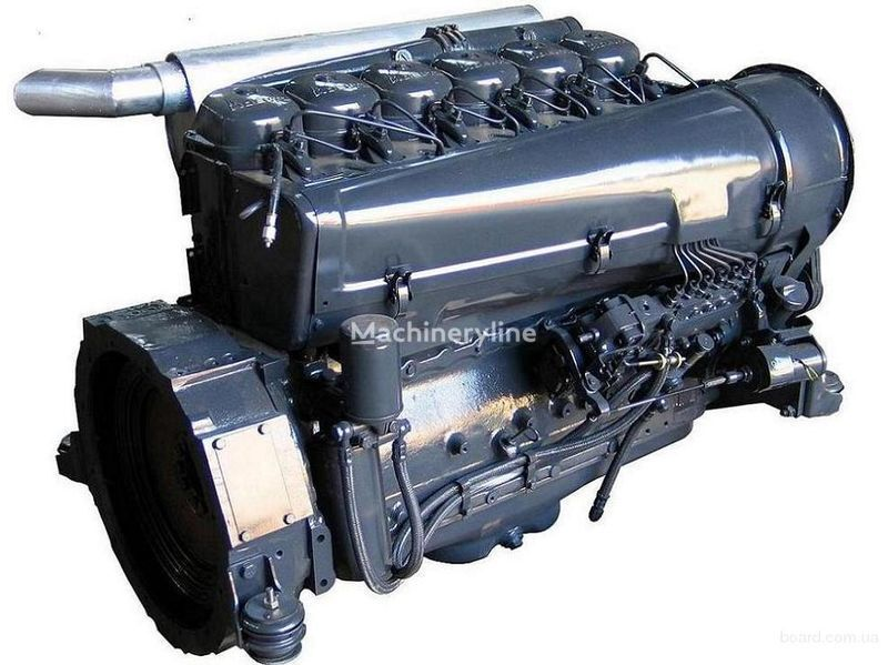 εκσκαφέας ATLAS για κινητήρας  Deutz f4l912
