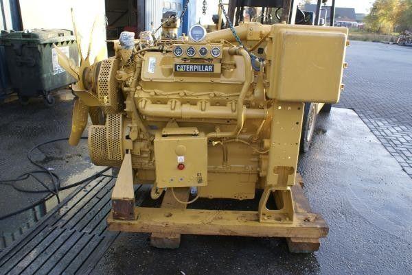 εμπρόσθιος τροχοφόρος φορτωτής CATERPILLAR 3408 για κινητήρας