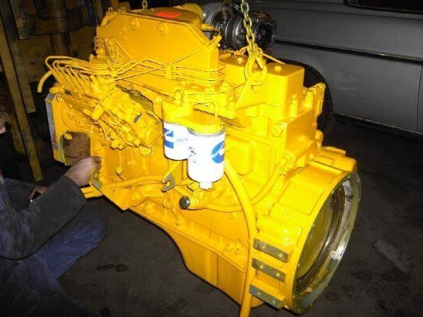 άλλο ειδικό όχημα CUMMINS 6 BT 5.9 για κινητήρας