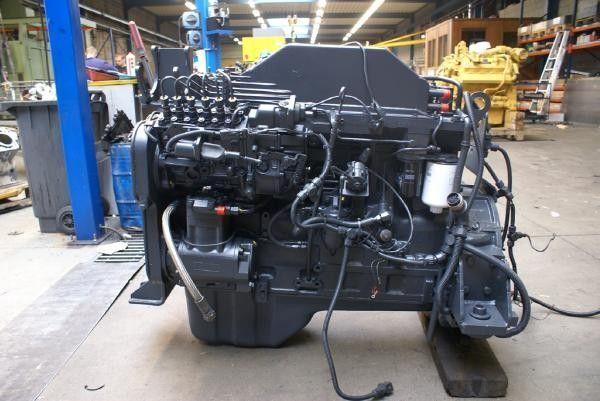 άλλο ειδικό όχημα CUMMINS 6 CTA για κινητήρας