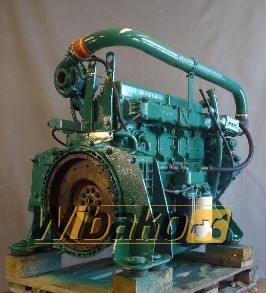 άλλο ειδικό όχημα D6A250 για κινητήρας  Engine Volvo D6A250