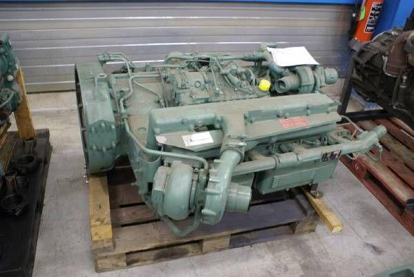 φορτηγό DAF LT 160 για κινητήρας