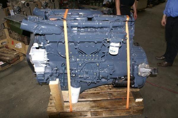 άλλο ειδικό όχημα DAF WS 268 L για κινητήρας