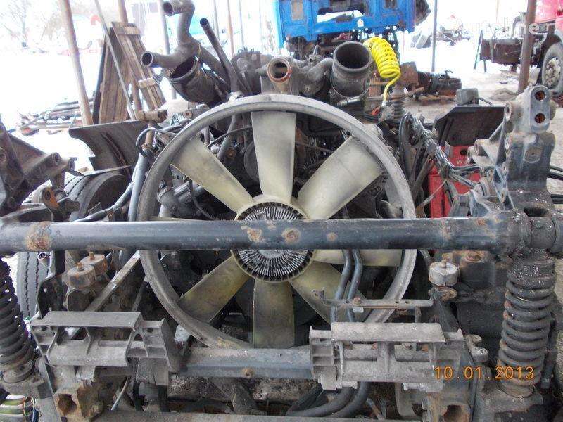 ελκυστήρας DAF XF   CF για κινητήρας  DAF XE315C