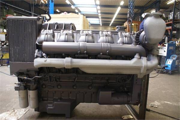 εκσκαφέας DEUTZ BF10L513 για κινητήρας