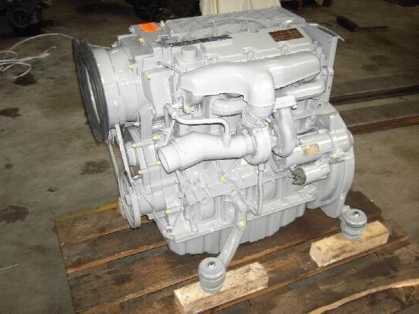 εμπρόσθιος τροχοφόρος φορτωτής DEUTZ BF4L1011 για κινητήρας