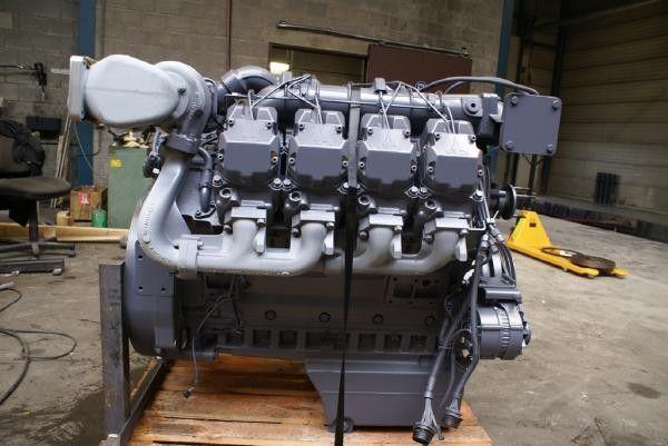 εκσκαφέας DEUTZ BF8M1015CP για κινητήρας