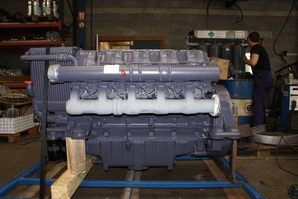 εκσκαφέας DEUTZ F10L413 για κινητήρας
