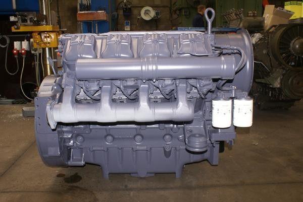 εκσκαφέας DEUTZ F8L513 για κινητήρας