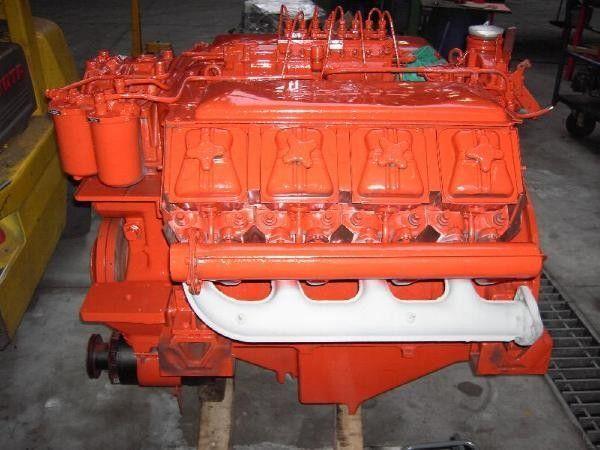 άλλο ειδικό όχημα DEUTZ F8L714 για κινητήρας
