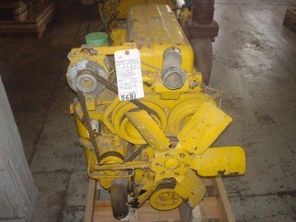 άλλο ειδικό όχημα Detroit 4-53 N για κινητήρας