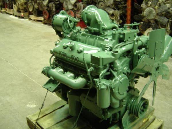 φορτηγό Detroit 6V71 για κινητήρας