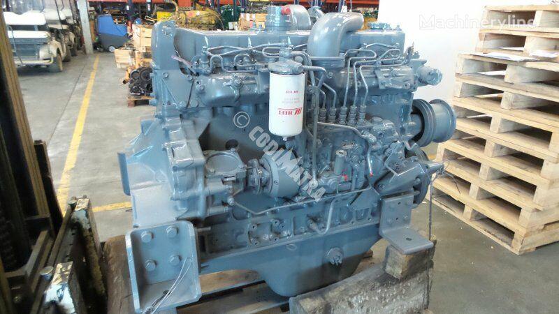 εκσκαφέας FIAT-HITACHI FH330-3 για κινητήρας