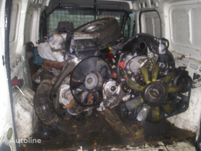 φορτηγό FORD TRANSIT για κινητήρας  FORD TRANSIT 125PH