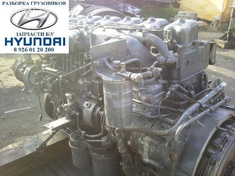 φορτηγό HYUNDAI HD GOLD για κινητήρας  Mitsubishi D6AC