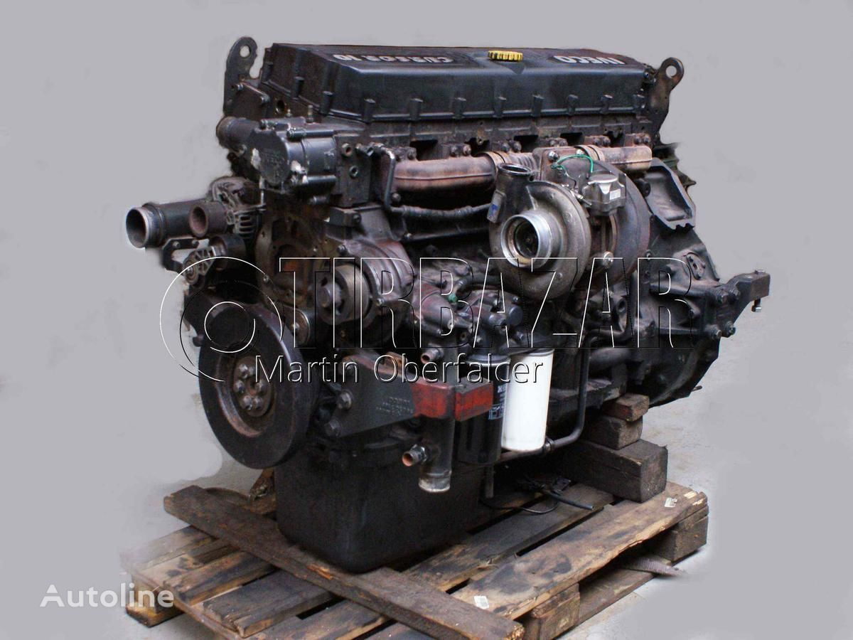 φορτηγό IVECO motor Cursor 10 i 5 για κινητήρας