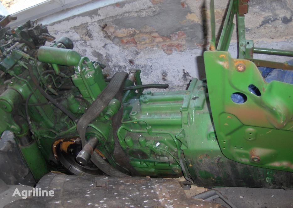 τρακτέρ JOHN DEERE 6420s για κινητήρας
