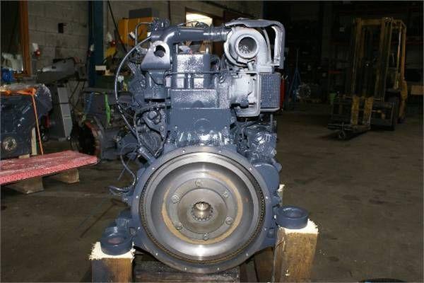 μπουλντόζα KOMATSU S6D102E για κινητήρας